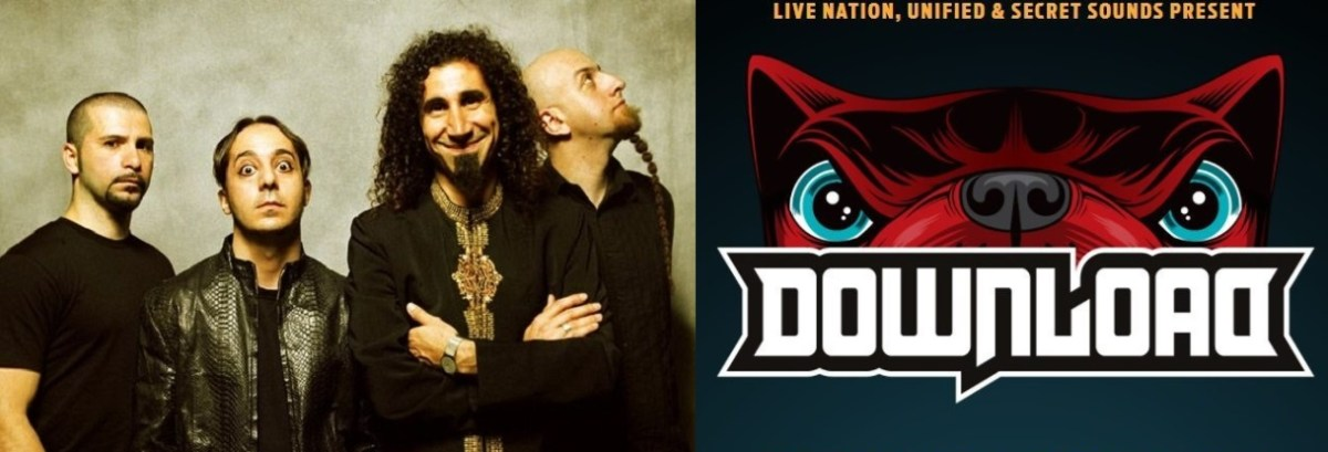 System of a Down confirmed for Download Fest Australia?